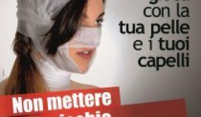 CAMPAGNA DI CONFARTIGIANATO CONTRO L'ABUSIVISMO NEL SETTORE ESTETICO E DEGLI ACCONCIATORI